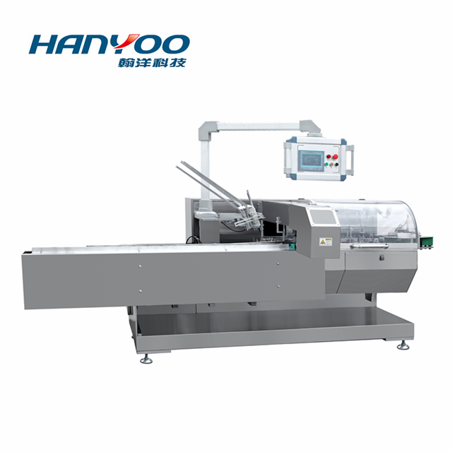 DZH-100 全自动多功能装盒机
