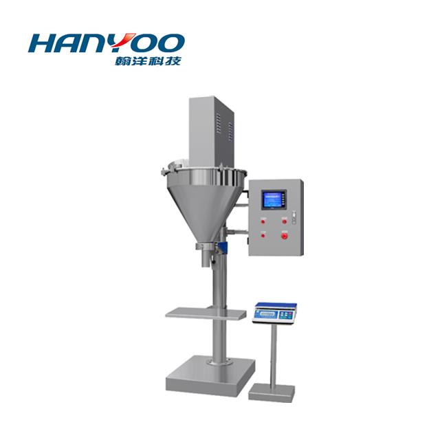 DF-5000 半自动粉剂灌装机